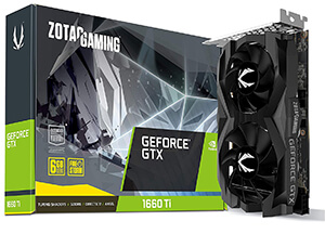 ZOTAC Gaming GeForce GTX 1660 Ti