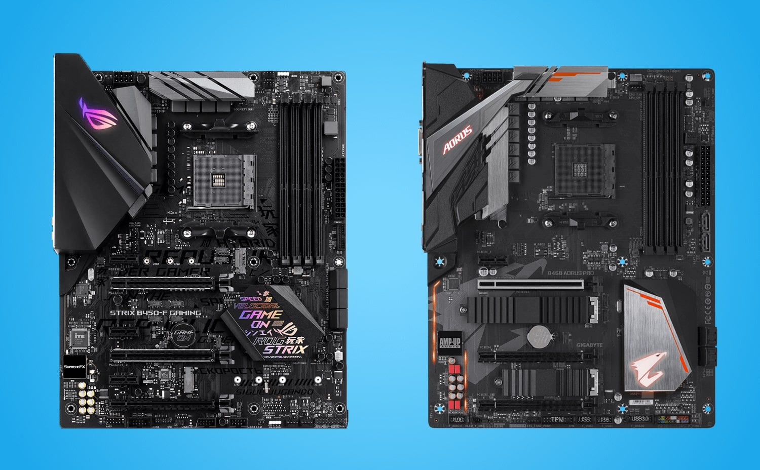 The 8 Best Motherboards For Ryzen 7 2700x In 2021